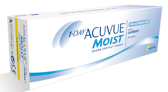 1 Day Acuvue Most.