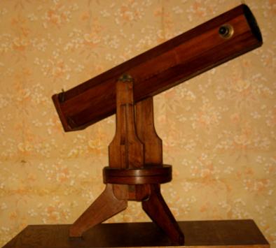 один из первых телескопов