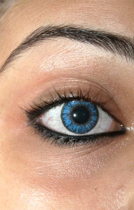 контактные линза