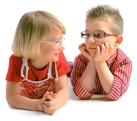 Как правильно подобрать ребенку очки