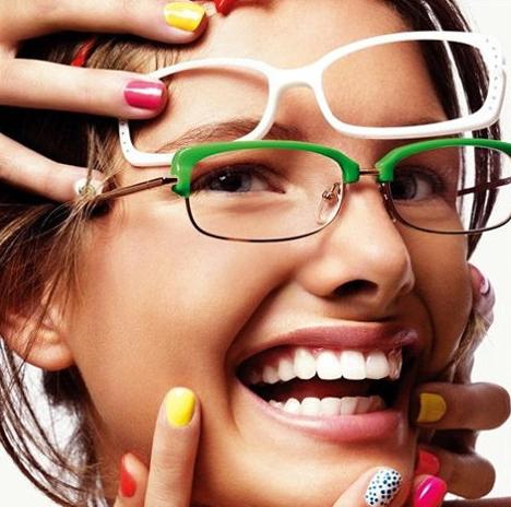 Ухудшилось зрение? Следует правильно выбрать очки!