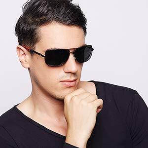 Выбираем мужские солнечные очки