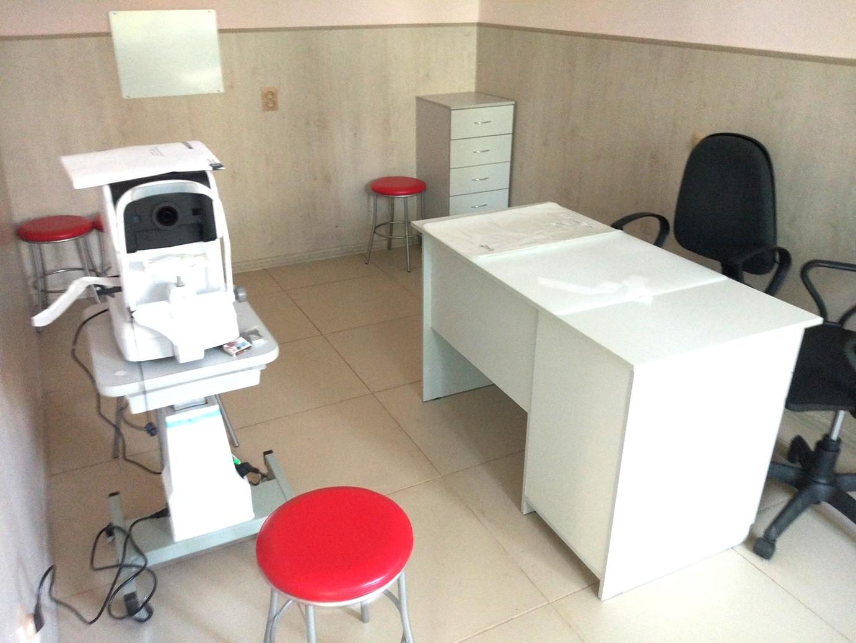 Открытие второго офтальмологического кабинета на Мира 7